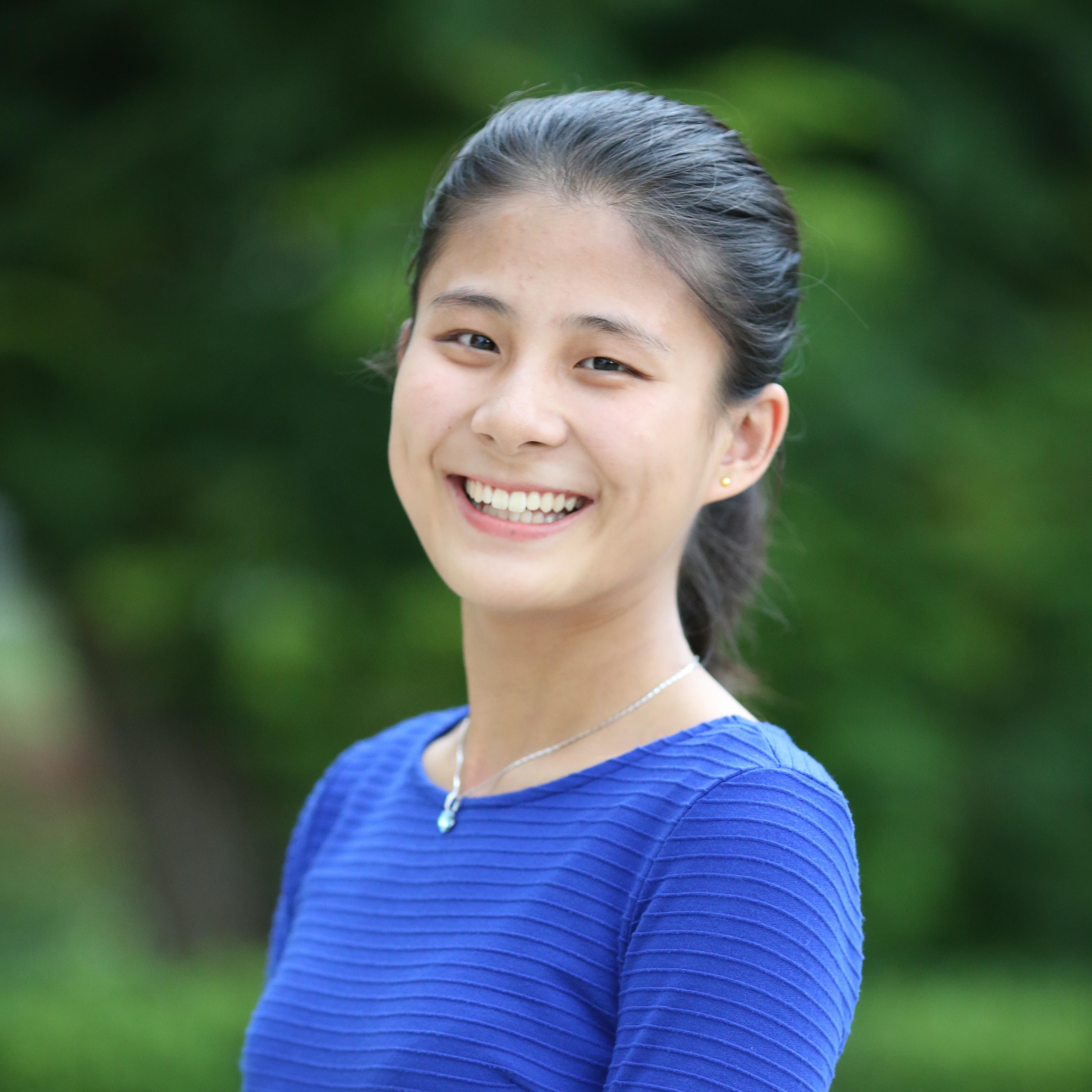 Yichen ZHU - Portrait